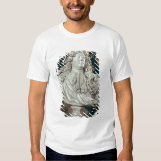 Busto de Louis XIV 1686 Remeras