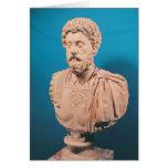 Busto de Marco Aurelius Felicitaciones