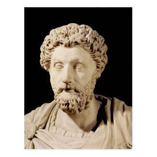 Busto de Marco Aurelius Postal