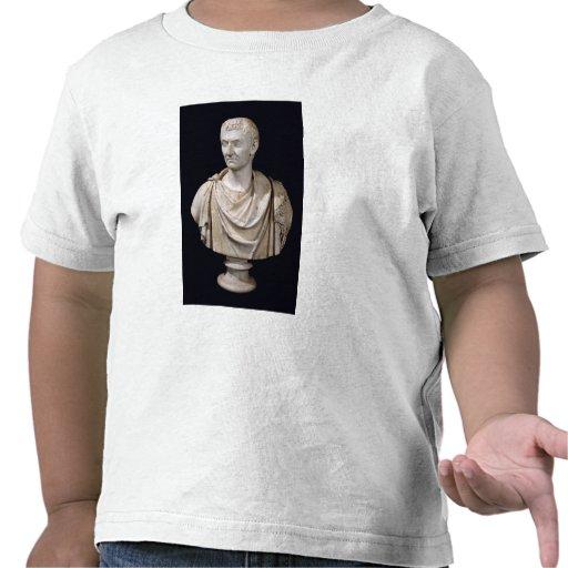 Busto de Marco Cocceius Nerva Camisetas