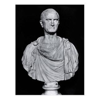 Busto de Marco Licinius Crassus Tarjeta Postal