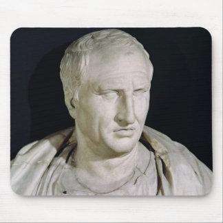 Busto de Marco Tullius Cicero Tapetes De Raton