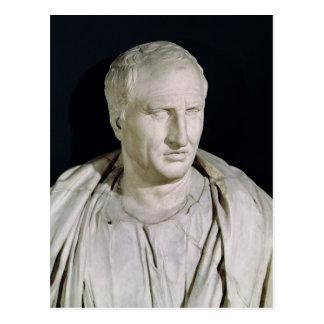 Busto de Marco Tullius Cicero Tarjeta Postal