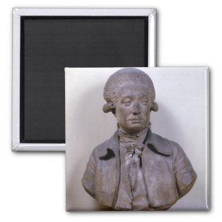 Busto de Marie Jean Antoine Nicolás Imán