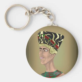 Busto de Nefertiti Llavero
