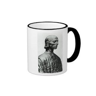 Busto de Niccolo Machiavelli Taza De Café