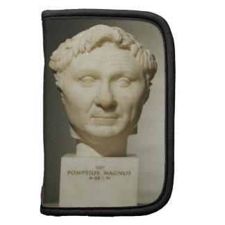 Busto de Pompey (106-48 A.C.) c.60 A.C. (mármol) Planificadores