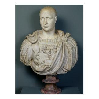 Busto de Publius Cornelio Scipio Africanus Postal