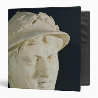 """Busto de Pyrrhus Carpeta 1 1/2"""""""