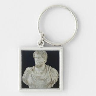 Busto de Septimus Severus Llaveros Personalizados