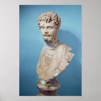 Busto de Septimus Severus Impresiones