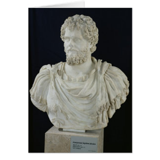 Busto de Septimus Severus Felicitacion