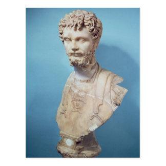 Busto de Septimus Severus Postal