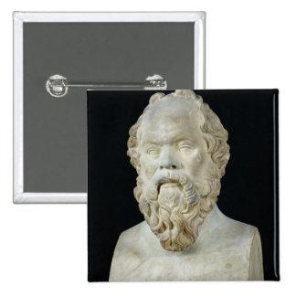 Busto de Sócrates Pin