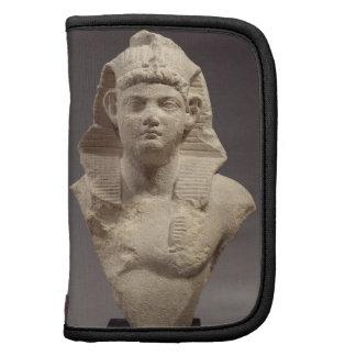 Busto de un emperador romano como pharaoh (mármol) planificadores