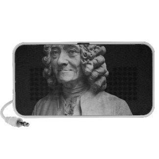 Busto de Voltaire Altavoz De Viaje