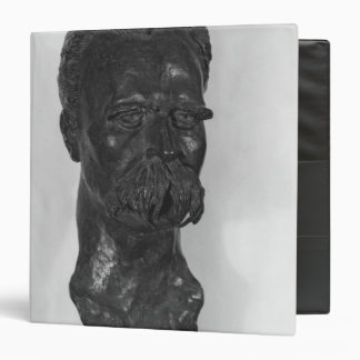 "Busto del alemán de Friedrich Nietzsche Carpeta 1 1/2"""