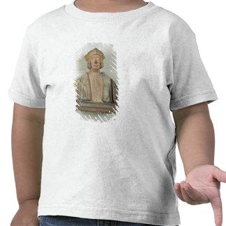 Busto del canciller Antoine Duprat Camisetas