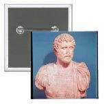 Busto del emperador Antoninus Pius Pin