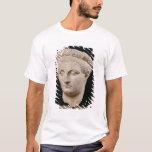 Busto del emperador Claudius de Thasos Playera