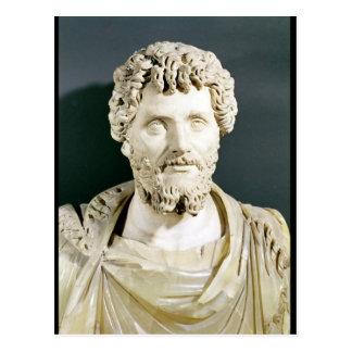 Busto del emperador Septimus Severus Postal