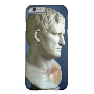 Busto del retrato de Agrippa (63-12 A.C.) romano Funda Para iPhone 6 Barely There
