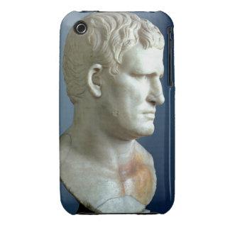 Busto del retrato de Agrippa (63-12 A.C.) romano iPhone 3 Case-Mate Cárcasas