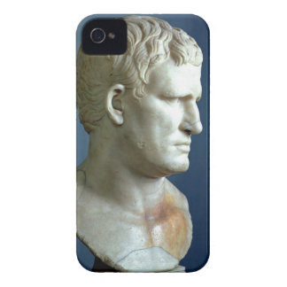 Busto del retrato de Agrippa (63-12 A.C.) romano iPhone 4 Case-Mate Carcasas