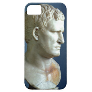 Busto del retrato de Agrippa (63-12 A.C.) romano iPhone 5 Carcasas