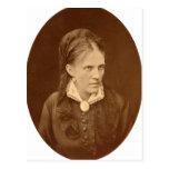 Busto del retrato de Ana G. Dostyevskaya Tarjetas Postales