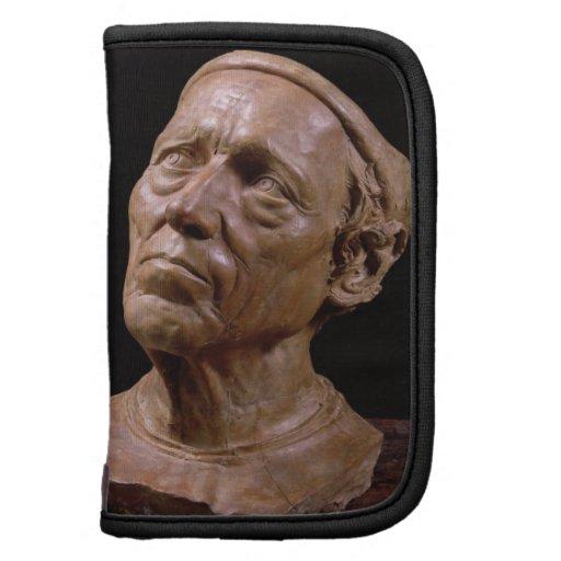 Busto del retrato de Girolamo Benivieni (cera) Organizadores