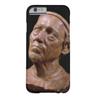Busto del retrato de Girolamo Benivieni (cera) Funda Barely There iPhone 6