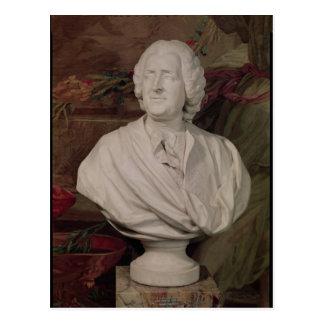 Busto del retrato de Jacques-Ange Gabriel Postal
