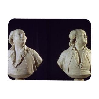 Busto del retrato de José Balsamo (1743-95), calle Iman
