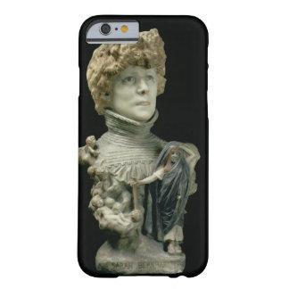 Busto del retrato de Sarah Bernhardt (1844-1923) Funda Para iPhone 6 Barely There