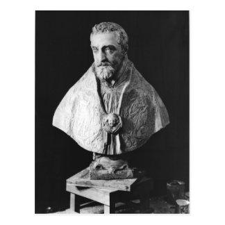 Busto del retrato del d'Escoubleau de Francois Postal