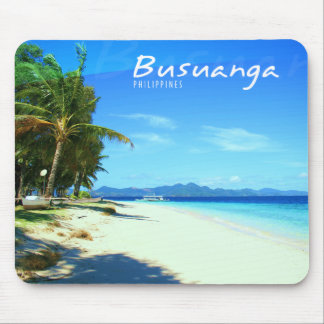 Busuanga - Island Paradise Mouse Mat