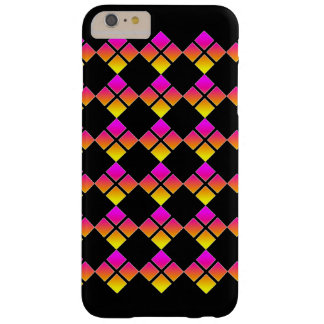 Busy 4 Square Diamond Barely There iPhone 6 Plus Case