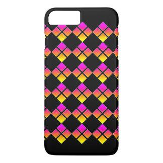 Busy 4 Square Diamond iPhone 7 Plus Case