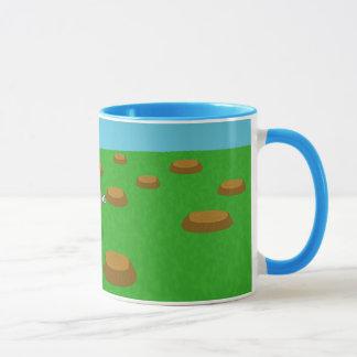 Busy as a beaver mug