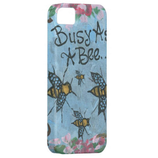 Busy as a Bee iPhone 5 Covers