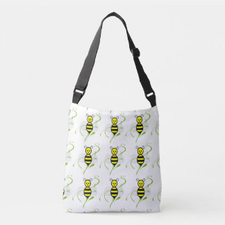 Busy As A Bee Crossbody Bag
