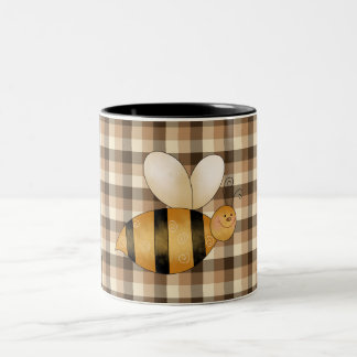 Busy as a Bee Fun Coffee Cup