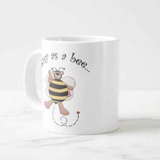 Busy As a Bee Giant Coffee Mug