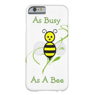 Busy As A Bee iPhone 6 Case