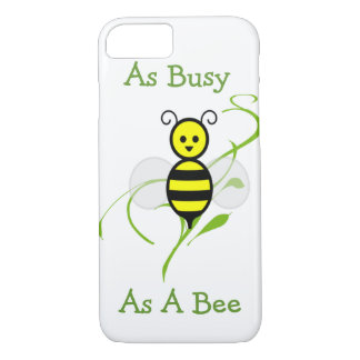 Busy As A Bee iPhone 7 Case