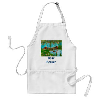 BUSY BEAVER KIDS Gift Items Adult Apron