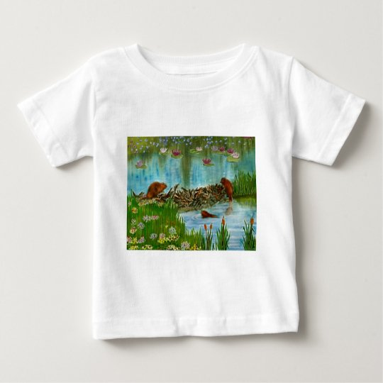 BUSY BEAVER KIDS Gift Items Baby T-Shirt