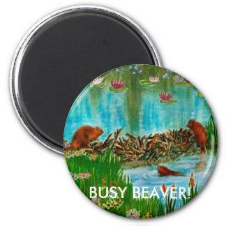 BUSY BEAVER KIDS Gift Items Fridge Magnet