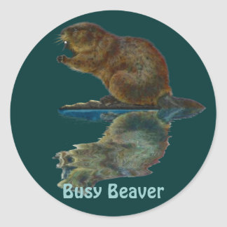 BUSY BEAVER KIDS Gift Stickers